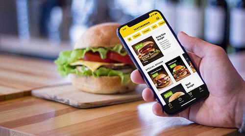 Restaurant Management Apps by nova tech zone