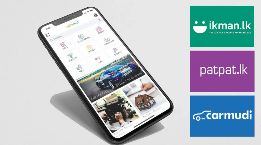 classified ads app by nova tech zone