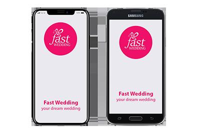 Fast Wedding app