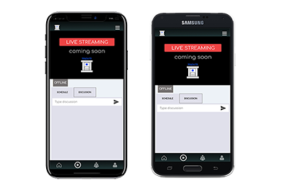 Majlis19 app