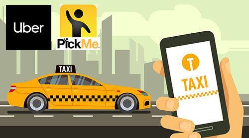 taxi booking app development by nova tech zone