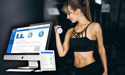 fitness management systems by NovaTechZone