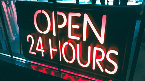 Remain Open All the Time ecommerce by nova tech zone