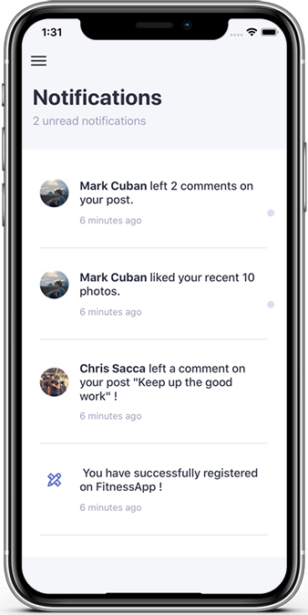 Build Your Custom Mobile Apps with Push Notification Options