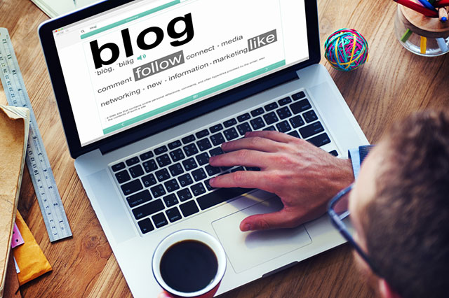 Share your voice and wisdom with a blog